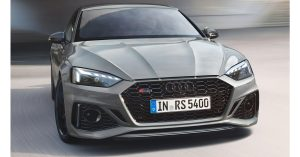 Audi RS 5 Sportback specifications
