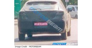 Baleno 2022 spotted