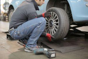 Change Tyre