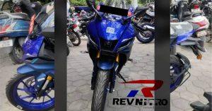 New Yamaha R15M