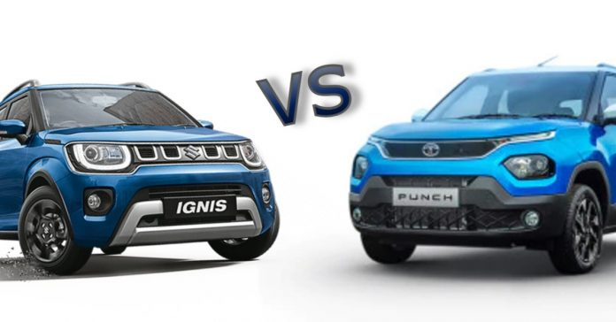 Tata Punch Vs Maruti Ignis: Here is what we think