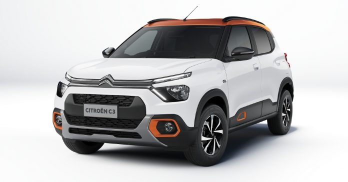 Citroen C3_ Designed in and for India made a global debut