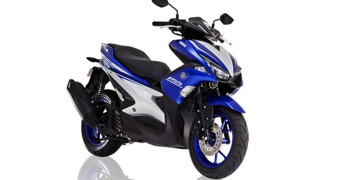 Yamaha Aerox 155 teaser is out by the company