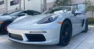 Dinesh Karthik – Porsche Cayman S