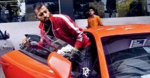 Hardik Pandya – Lamborghini Huracan Evo