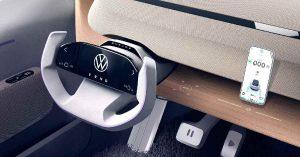 VW ID Life Interior