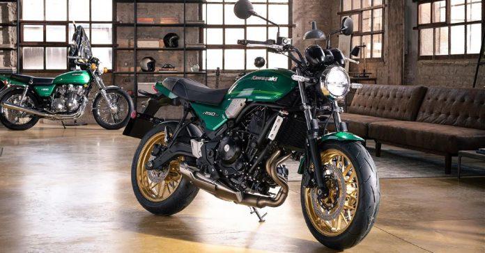Kawasaki 650cc retro classic bike launched