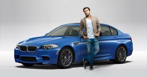 Rohit Sharma – BMW M5