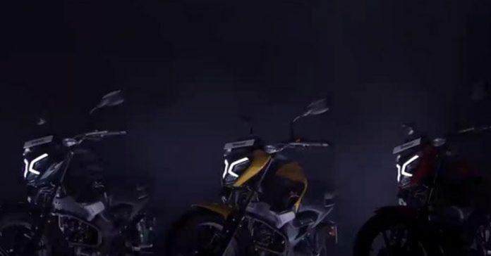 TVS 125cc motorbike teased