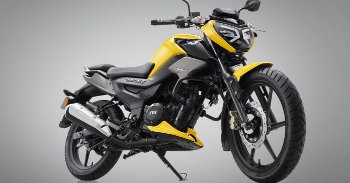 TVS Raider 125 launched in India with a price tag of Rs 77,500