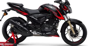 TVS finally launched its Apache RTR 200 4V