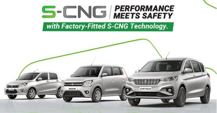 Top CNG cars with factory-fitted CNG kit in India