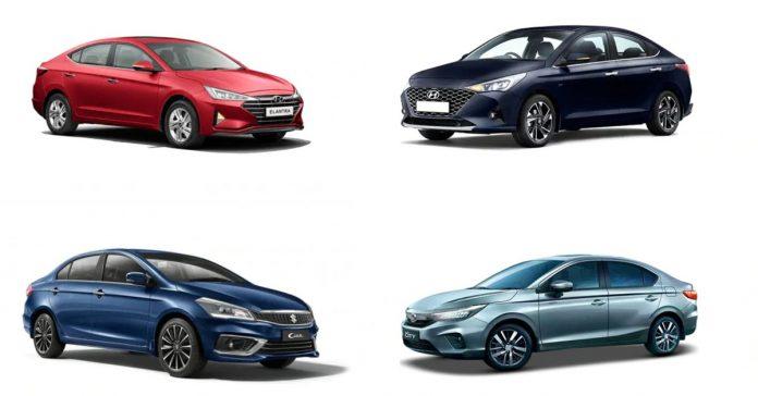 Top sedans under 20 Lakhs in India (2021)