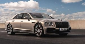 Virender Sehwag – Bentley Continental Flying Spur