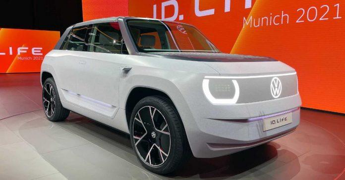 Volkswagen has presented the ID Life concept