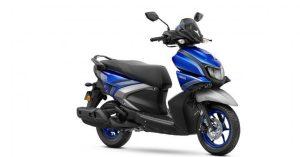 Yamaha Ray Z new model