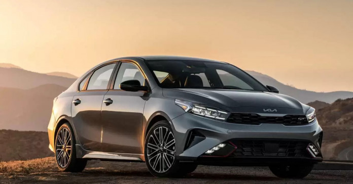 2022 Kia Forte Sedan launched with new updates