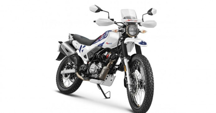 Hero Xpulse 200 4V launched with a price tag of Rs 1.28 lakhs