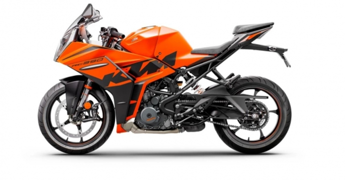 KTM launches its new RC 200 and RC 125 in India.