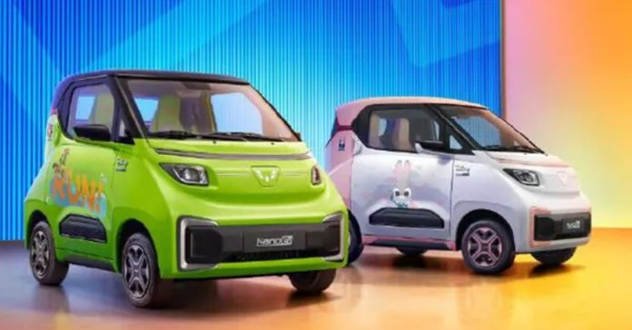 Meet Wuling Nano_ The world's smallest and cheapest EV