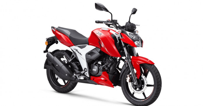 TVS Apache 160 4V launched with updates_ Everything you want to know