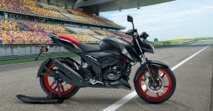 TVS RTR 160R Special Edition