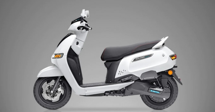 TVS signs MoU with Tata Power to collaborate for two-wheeler EV charging stations in India