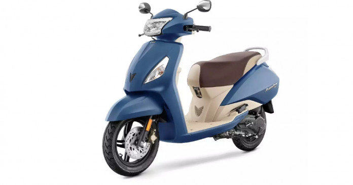 TVS up for launching its new 125cc Scooter_ Jupiter 125