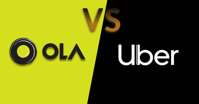 Versus_ Uber vs Ola, which company wins the commuter's heart